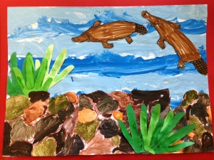 Platypus Ronan Burke CPS